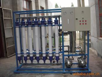 造纸废水回用处理设备系统