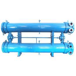 福建泉州南安市 专业生产优质双联管式换热器