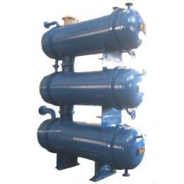 专业供应三联管式换热器 列管式换热器