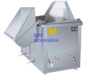 诸城国邦专业生产电加热全自动油炸机