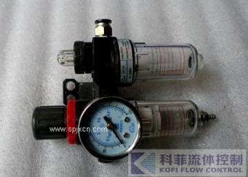 AFC2000气动阀门用过滤减压阀