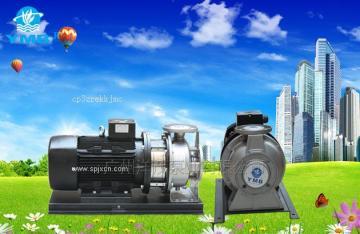 單級臥式增壓泵