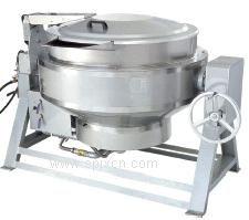 供應燃氣可傾湯鍋