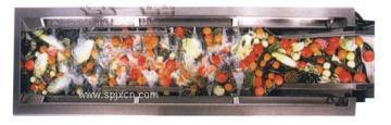 连续式洗菜机