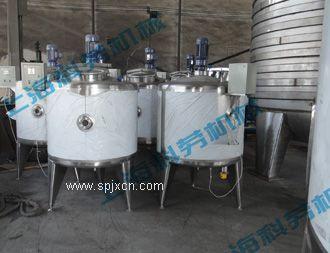 液体保温发酵罐