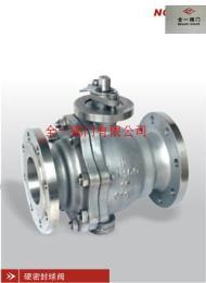Q41W-16P、Q41W-25P、Q41W-40P手動不銹鋼硬密封法蘭球閥