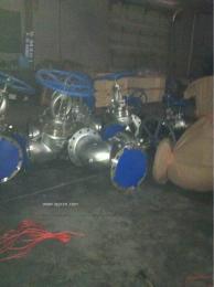 J41W-64R、J41W-100R不锈钢法兰高压截止阀