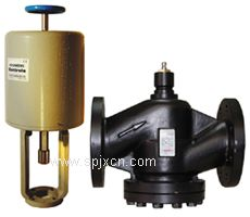 DN300/400/450/500电动二通调节阀,比例调节阀
