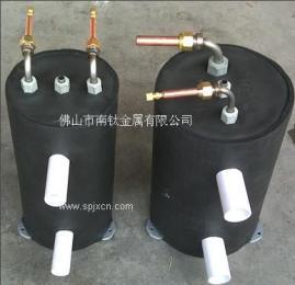江苏订制5HP泳池热泵钛炮