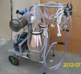 脉动式双桶挤奶机