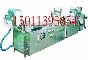 果蔬加工流水线|大型洗菜流水线|电动果蔬加工流水线|不锈钢果蔬加工流水线