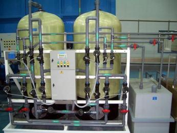 食品行业原水软化处理设备—新长江水务科技