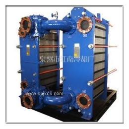 双联板式加热器冷却器
