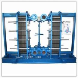 长期专业销售板式换热器 高效节能双联板式热交换器 型号JCS-70