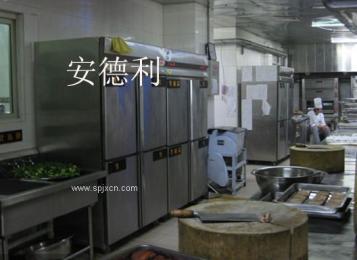 厂家直销玻璃门工作台,厨房冷藏柜,厨房冷柜