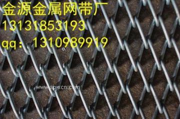 不锈钢304食品机械配件网带 链条输送带