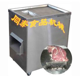 鲢鱼切块机,油炸鱼块专用切鱼机
