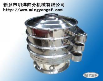 新乡振动筛生产厂家,食品医药专用不锈钢振动筛分机