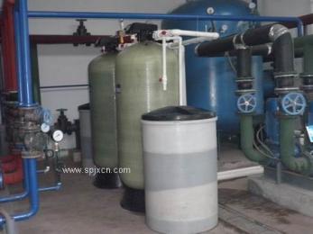 供应河南商丘洗浴专用软化水设备