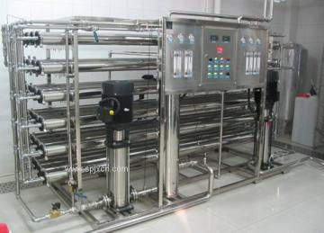 食品加工水处理设备 纯净水机