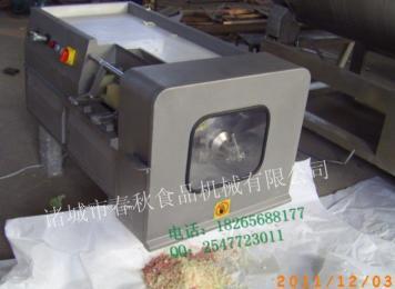 冻肉肉切丁机