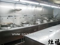 佛山灶福廚具工程