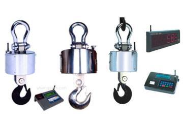 無線數傳式吊秤/不銹鋼電子吊磅