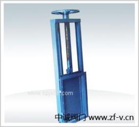 SLVD手動平板閘門,手動插板門