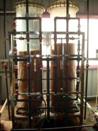 有机玻璃离子交换设备沈阳生活饮用水设备纯净水处理设备反渗透设备化工纯净水设备