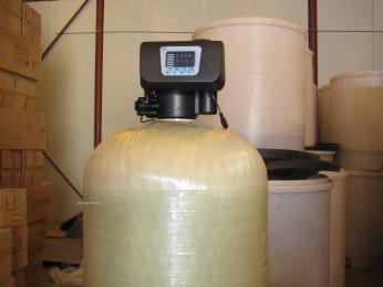 空调补水全自动软水器辽宁沈阳清新矿井20吨锅炉软化水设备空调制冷