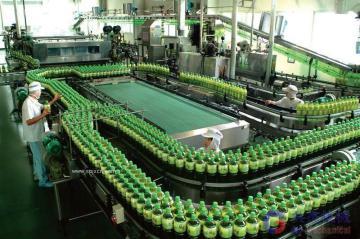 茶饮料生产线