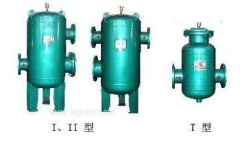厂家直供GCQ型自洁式排气水过滤器