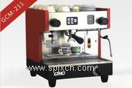 吉诺单头商用半自动咖啡机
