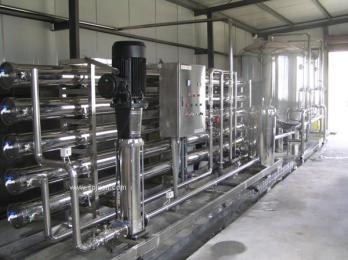 电镀涂装行业制水设备