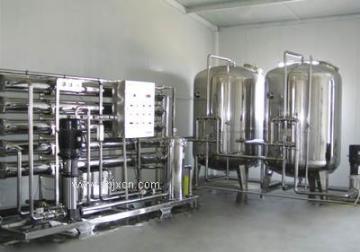 制药行业超纯水设备
