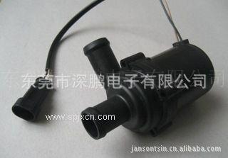 东莞深鹏供应电动汽车发动机冷却水泵 耐高温100度