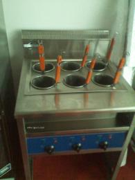 六孔智能煮面爐