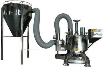 5HP不銹鋼型空氣分級式磨粉機含旋風集粉器RT-MO50S