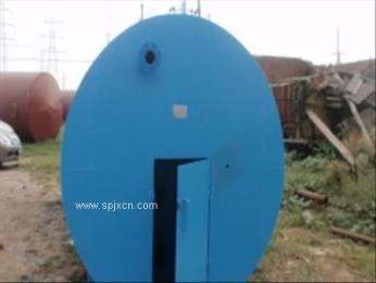 中型屠宰行污水处理成套设备