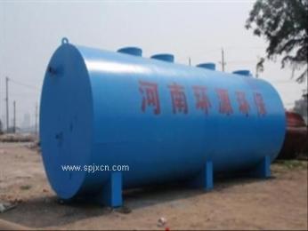 屠宰污水处理设备成套设备(土建)