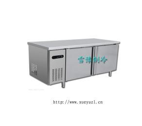 保鲜工作台 厨房冷柜 酒店冷柜不锈钢冷柜工作台