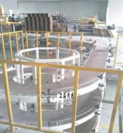 chuanjin螺旋链板输送机
