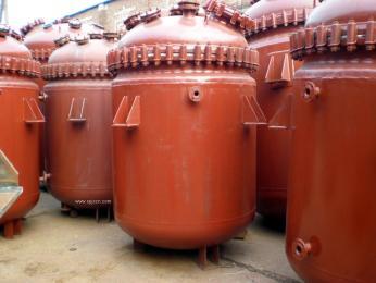搪瓷反應釜 減水劑設備 技術