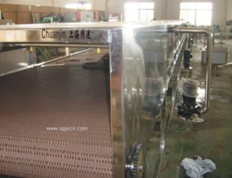 噴淋殺菌機的生產加工制作