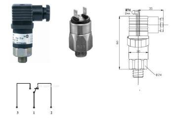 柯玛斯压力传感器/压力开关/压力变送器