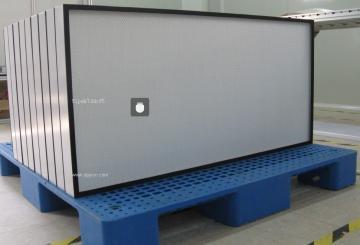 高效無隔板空氣過濾器,空氣濾網,空調濾網