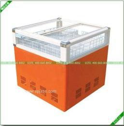 四门直冷陈列柜|商用厨房冷柜|低温冷藏柜