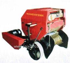 牧草專用圓捆機 智天機械專業設計制作