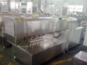 DZ65-II双螺杆膨化机