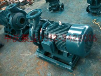 卧式管道泵-管道离心泵
